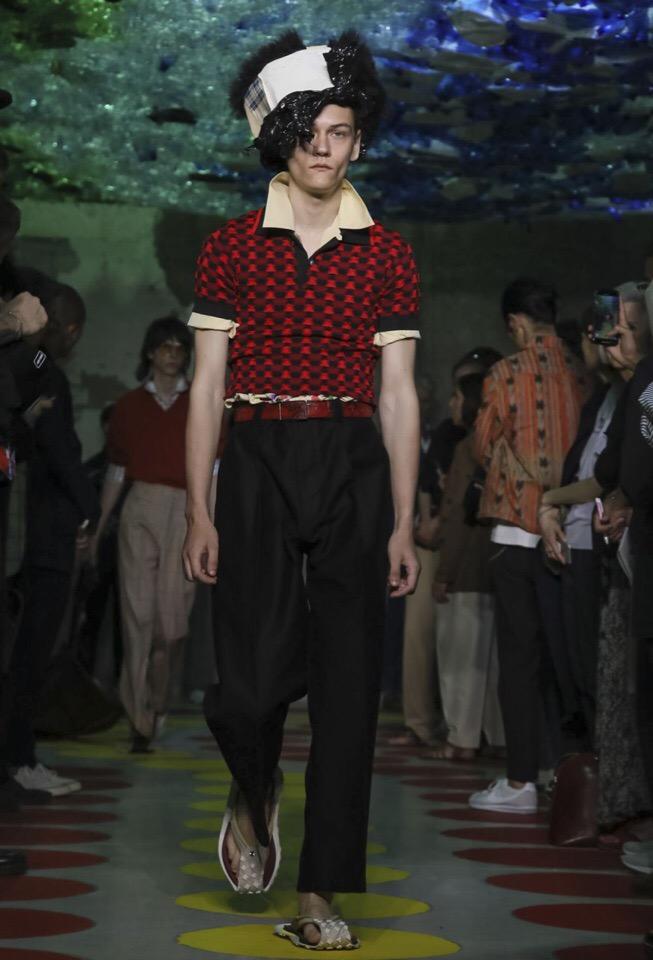 Igor  Paris Fashion Week SS20
