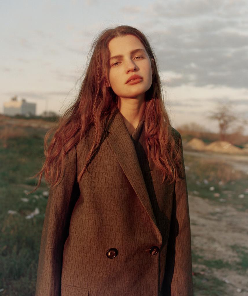 Olga for Glamcult Magazine